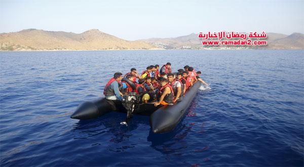 الأمم المتحدة – مهربون يملؤون القوارب بالمهاجرين وبعد السير يلقونهم في عرض البحر