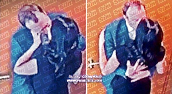 بالفيديو والصور – لحظات حميمية بين وزير الصحة ومساعدته داخل مكتبه