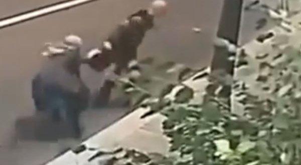 بالفيديو – مسنة روسية تقاوم لصاً حاول سرقة حقيبتها.. تحولت إلى نجمة على مواقع التواصل ببلادها