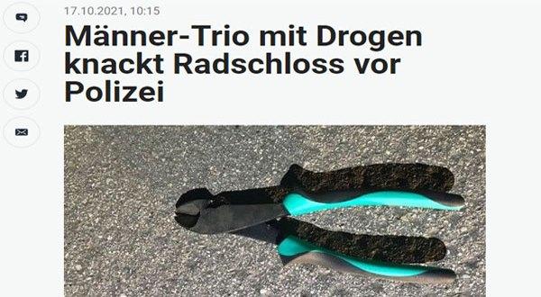 فيينا – سقوط عصابة مكونة من 3 رجال تخصصت في سرقة الدرجات الهوائية