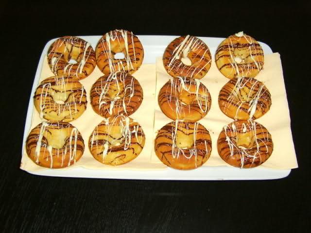 Donuts uit de oven