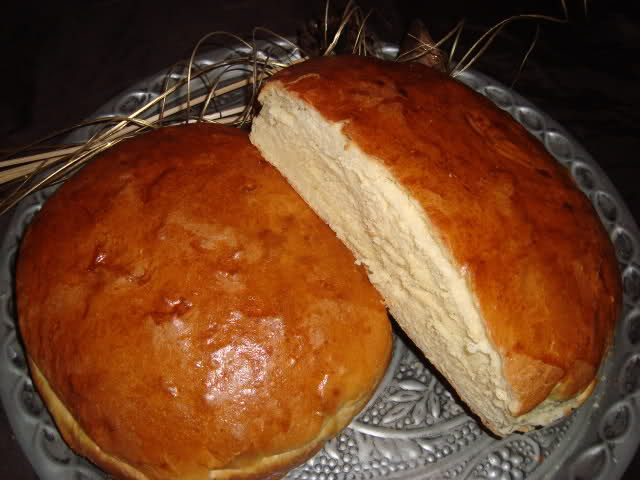 Sally Lunn broodcake