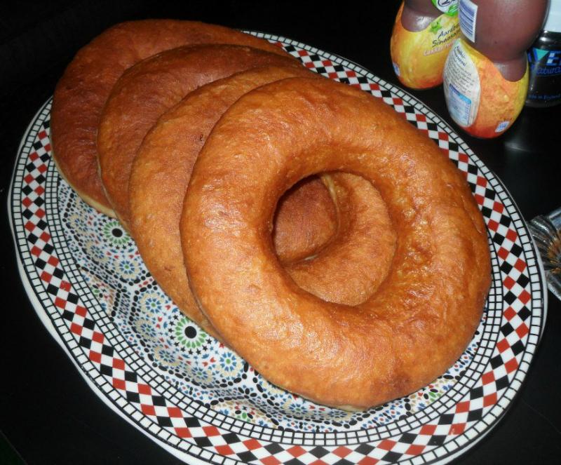 Reuze donuts