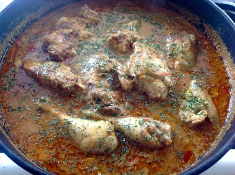 Afrikaanse kip