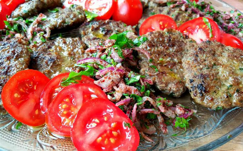 Turkse kofte