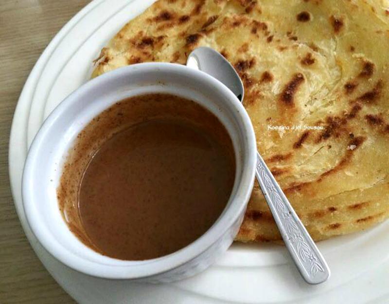 Amlou (Marokkaans broodbeleg)