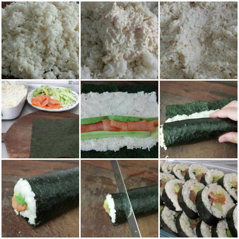 sushi-oprollen