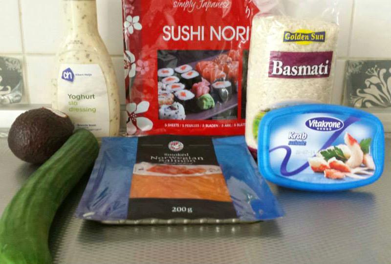 sushi-recept
