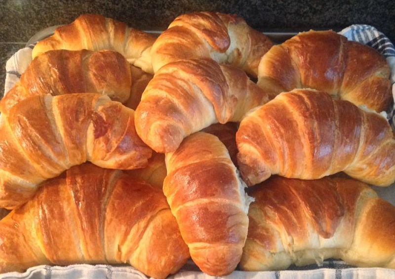 Makkelijk croissants maken