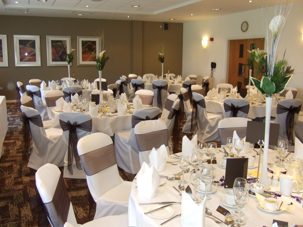 wedding chair cover hire wrexham teenage bedroom chairs packages ramada plaza