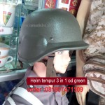 helm tempur 3in1 tni