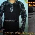 kaos bdu black navy
