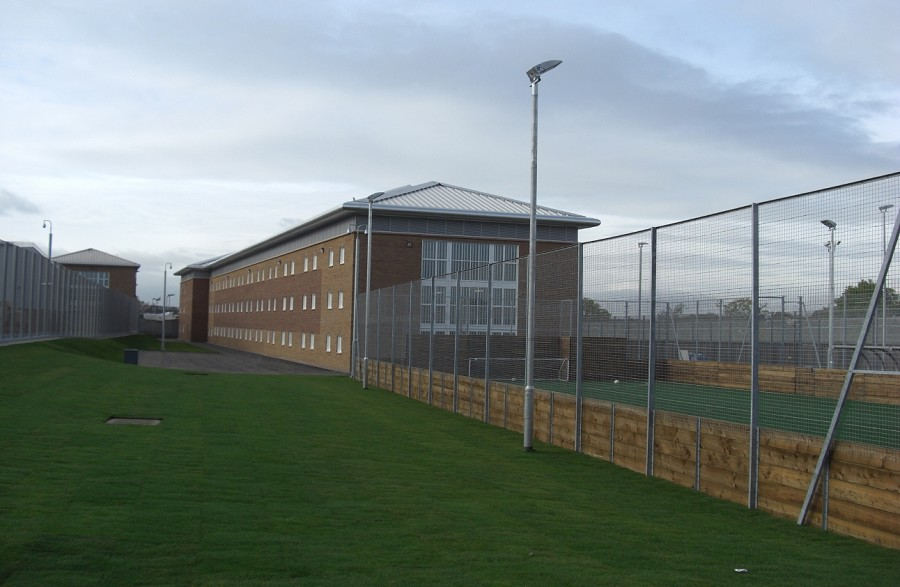 HM Young Offenders Institute Polmont  Ramage Young