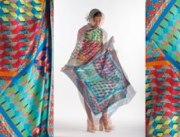 SILK FABRICS | Rama Scarves Collection