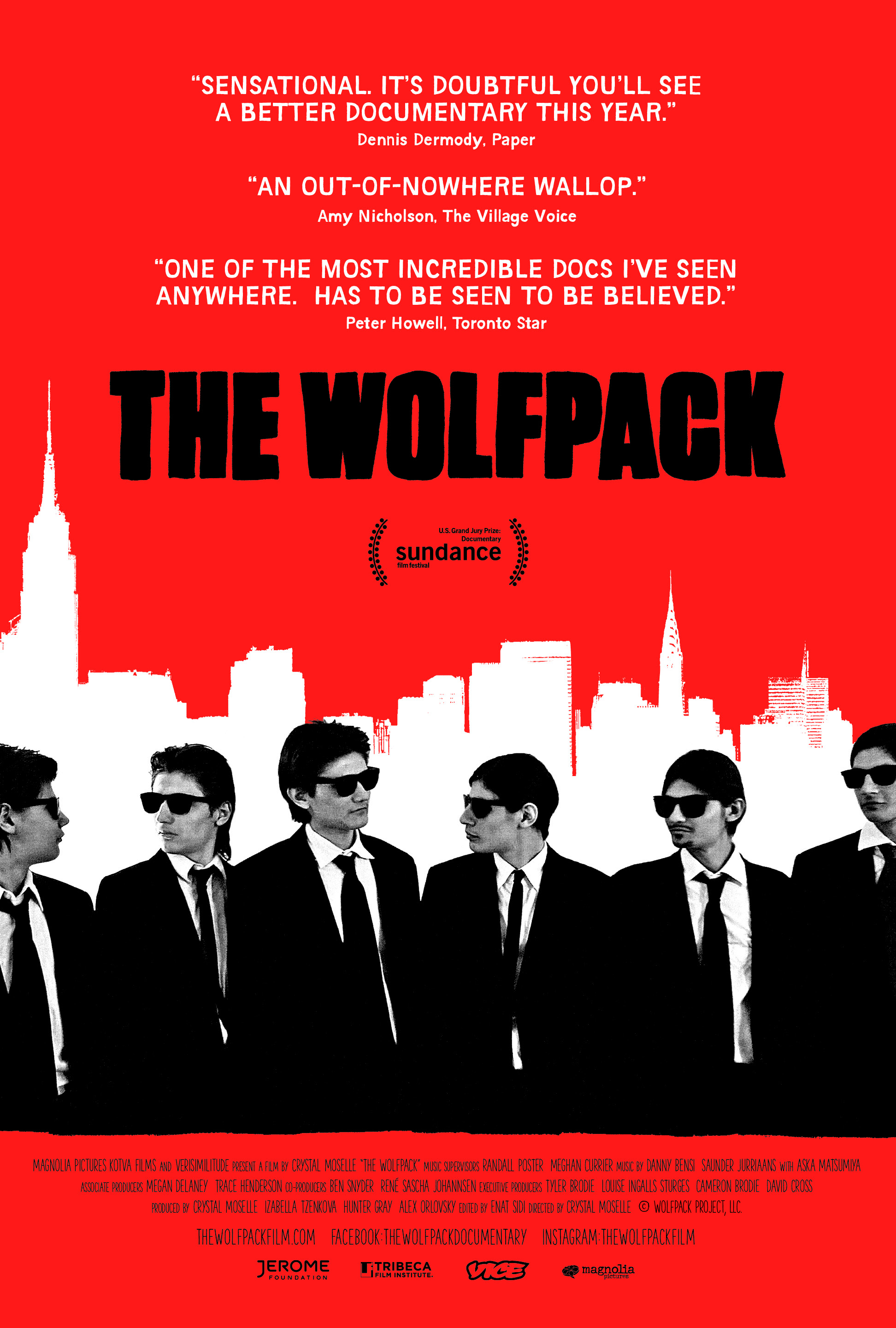 Image result for The wolfpack poster