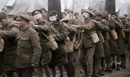 Peter Jackson's WW1 Docu. THEY SHALL NOT GROW OLD. Expands To 500 Theaters Across 150 Markets Throughout U.S. and Canada | Rama's Screen