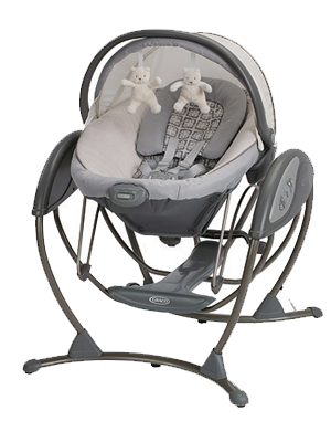 GRACO Soothing System Glider  Finland  Mother Care