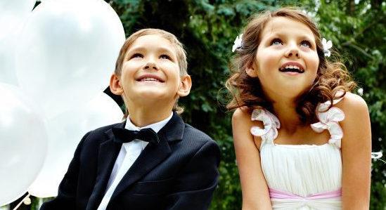 animazione per bambini comunione e matrimonio