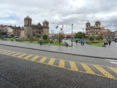 Plaza de Armes.