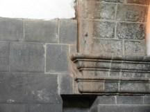 Incan and colonial masonry.