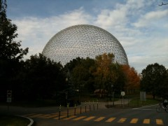 Biosphere Montreal.