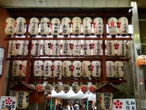 Market Lanterns.