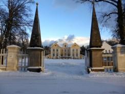 Estonian manor house.