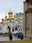Inside the Kremlin.
