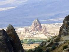 Cappadocia landscape.