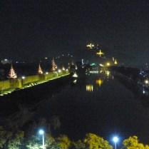 Mandalay night.