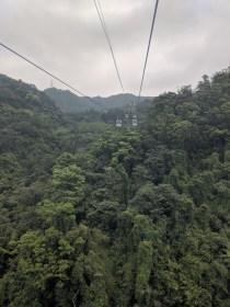 Maokong cable car.