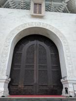 Chang Kai Shek Memorial. - now that's a DOOR.