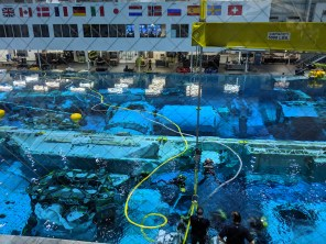 The Neutral Buoyancy Lab.