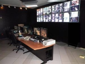 A room similar to my surveillance room many years ago.