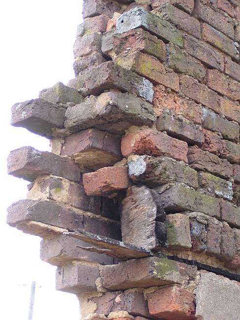 ramblingroots com brick wall