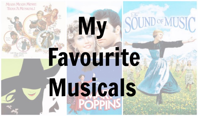 My Favourite Musicals
