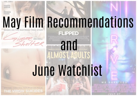 may film recommendations