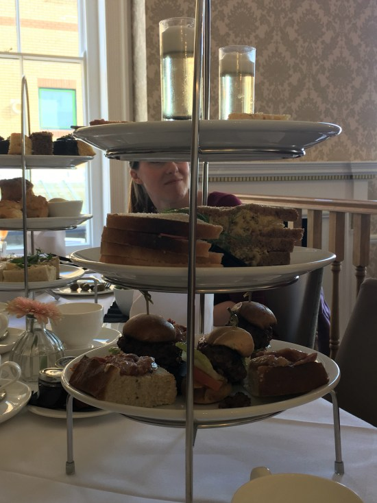 afternoon tea royal hotel southend