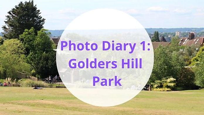 Photo Diary 1 Golders Hill Park