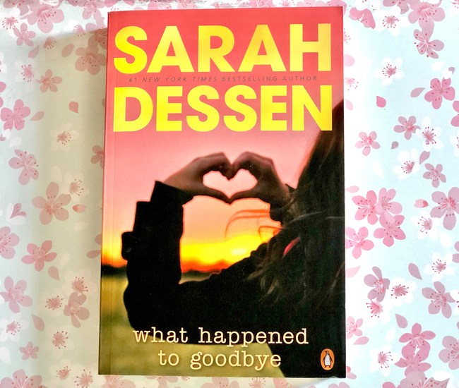 what happened to goodbye sarah dessen