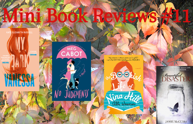 mini book reviews #11