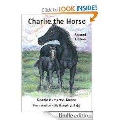 Charlie's cover from Amazon