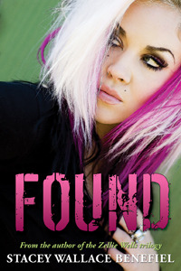 Book Review: Found by Stacey Wallace Benefiel