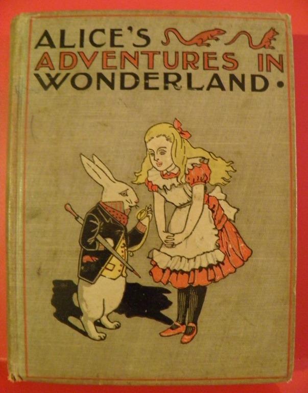 Cover Crazy: Alice in Wonderland (1800's)   Ramblings On ...  Cover Crazy: Al...