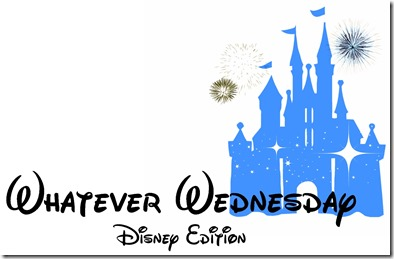 Whatever Wednesday Disney