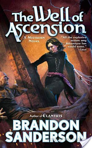 Teaser Tuesday: The Well of Ascension