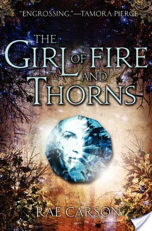 Teaser Tuesday: The Girl of Fire and Thorns