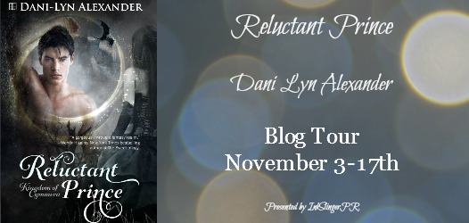 Blog Tour: Reluctant Prince
