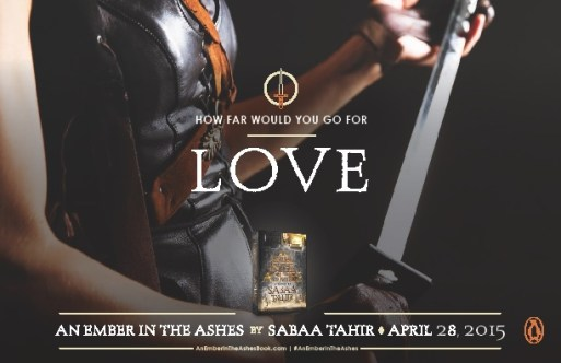 An Ember in the Ashes Love