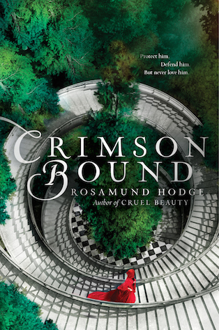 Waiting on Wednesday: Crimson Bound by Rosamund Hodge
